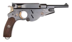 пистолет Бергмана 1896 года