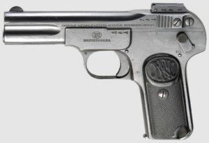 пистолет Браунинга 1900 года