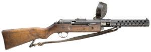 пистолет-пулемет Бергмана МР.18