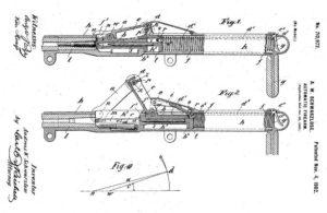 патент на пулемет системы Шварцлозе
