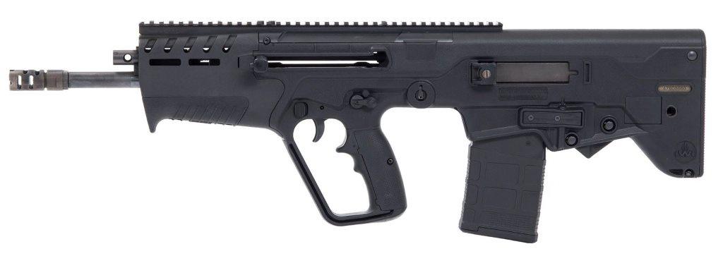 Tavor 7 rifle