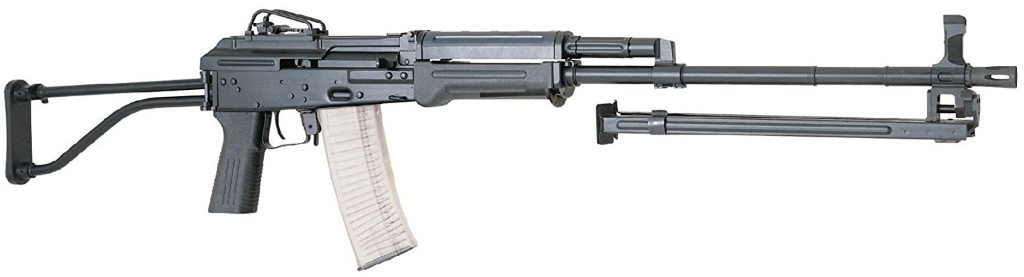 ручной пулемет CZ-2000 калибра 5.56х45 мм