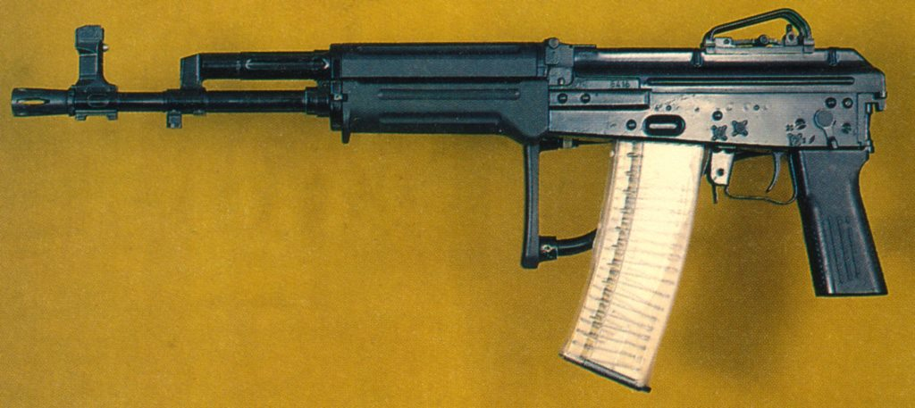 CZ-2000 assault rifle in 5.56x45 NATO