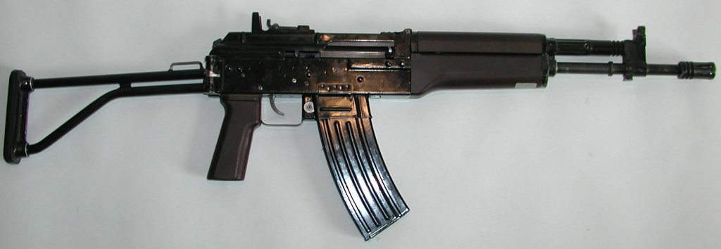 CZ Lada assault rifle in 5.45x39mm