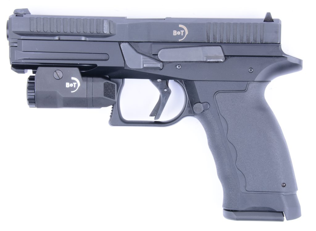 Самозарядный пистолет B+T USW-P