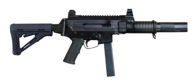 Пистолет-пулемет PINDAD PM2-V2