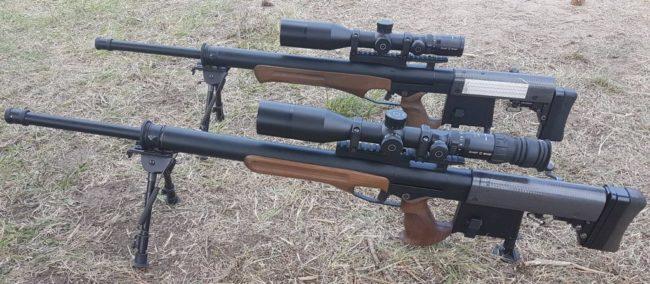 Szep M1 sniper rifles