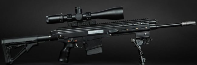 ORSIS K-15 semi-automatic rifle