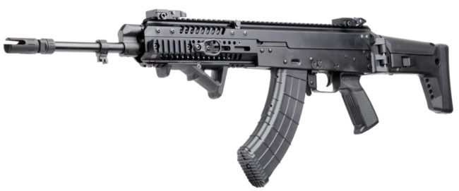 AREX REX AKB-15 assault rifle