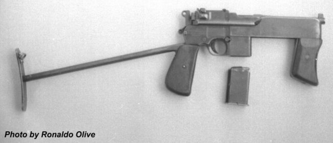 PASAM submachine gun