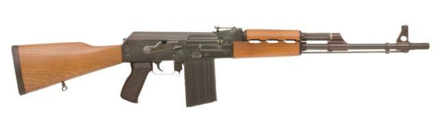 автомат Zastava M77