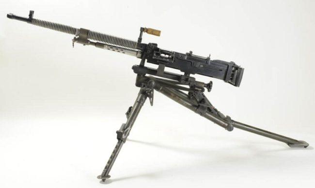 Alfa 55 machine gun