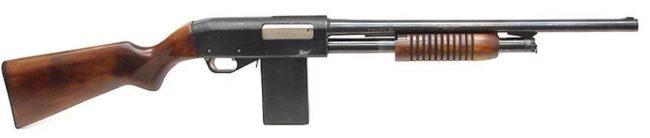 Гладкоствольное ружье ИЖ-81КМ