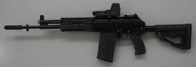 Kalashnikov AK-308 assault rifle