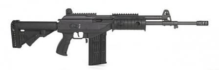 7.62x51 Galil ACE model 52 rifle
