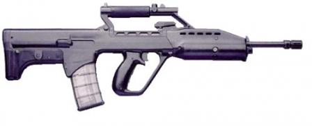 SAR-21 assault rifle