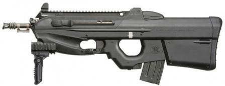 FN F2000 assault rifle, in