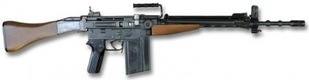 7.62x51 NATO SIG 510-4assault rifle, as made for export