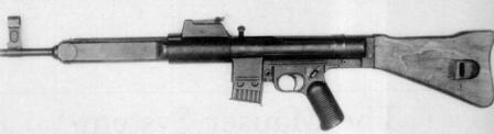 Mauser Gerät 06, an early roller-locked, gas-operated prototype dated to cicra 1943