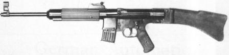 Mauser StG.45(M), one of the veryfew pre-production rifles