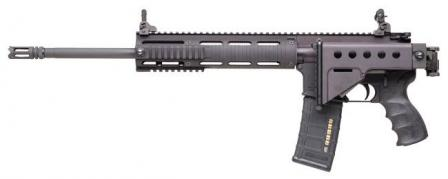 Para USA Tactical Target Rifle, with buttstock collapsed