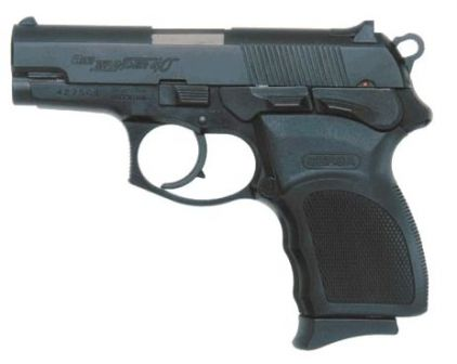Bersa Thunder-mini 9mm, left side.