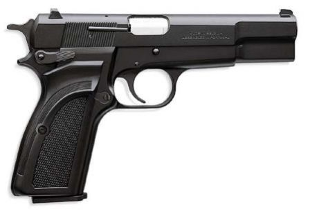 Browning High Power Mk. III - modern military/law enforcement variation.