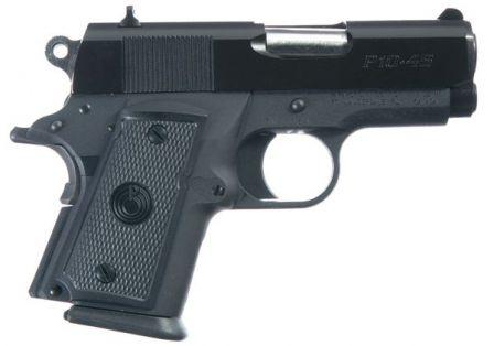 Компактный пистолет P10-45 калибра .45ACP.