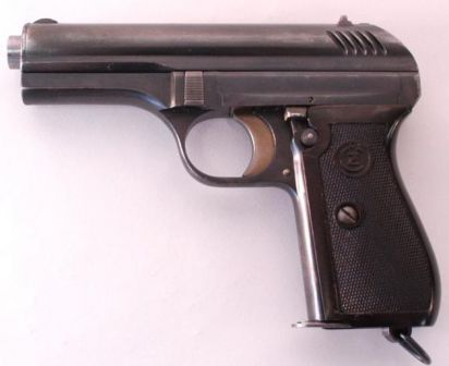 CZ Vz.24 self-loading pistol