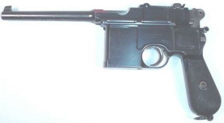 Mauser C-96 - early version with