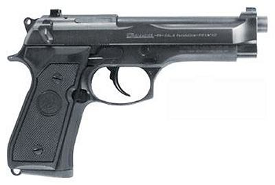 Beretta 92FS Brigadier - with heavy slide.