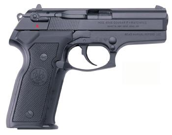 Beretta Cougar 8045 in .45ACP