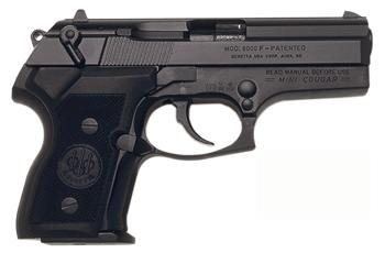 Beretta Cougar 8040 mini in .40S&W