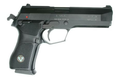 Vektor SP1 pistol, rght side.