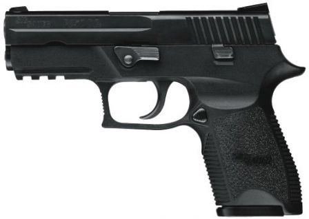 SIG-Sauer P250, version of 2008