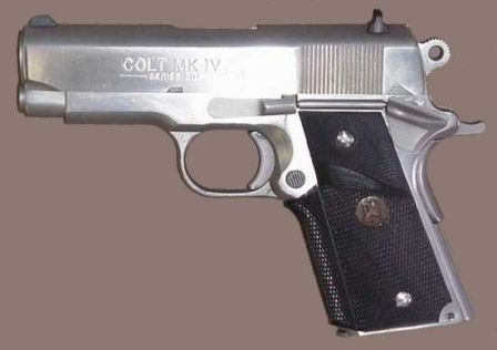 Colt Officers' model .45ACP