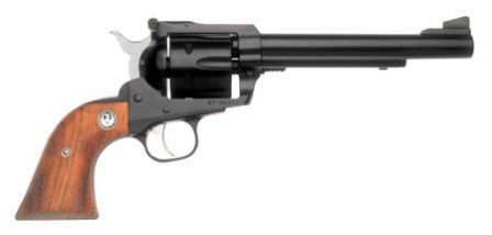 Ruger Blackhawk New Model - the flagship of all SA Rugers