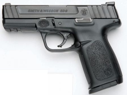 Пистолет Smith & Wesson SD9 Self Defense