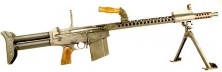 Dror light machine gun (Israel)