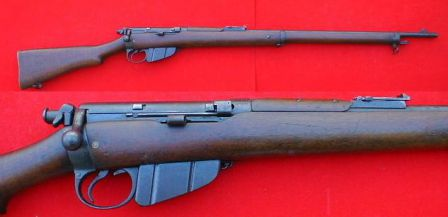 Lee-Enfield Mk.1 rifle -