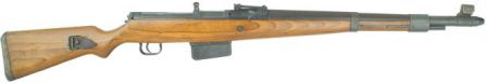 Walther G.41(W) rifle.