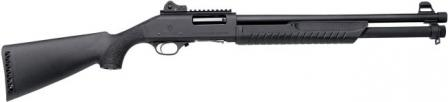 FABARM SDASS Tactical shotgun.