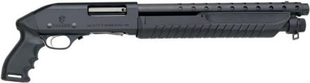 FABARM SDASS Ultra-short shotgun.