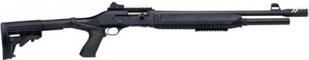 FABARM SAT-8 Pro Forces shotgun with adjustable (telescoping) stock.