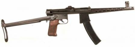 53M / K1 submachine gun.