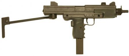 SOCIMI Model 821 submachine gun.