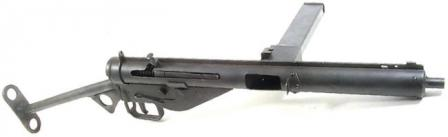 STEN Mk.III (STEN Mark 3) submachine gun.
