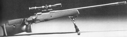 Mauser 86 SR sniper rifle (Germany)