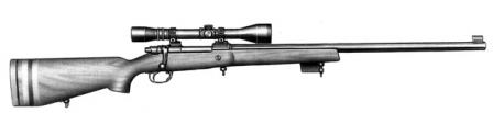 Parker-Hale M82 (Great Britain)
