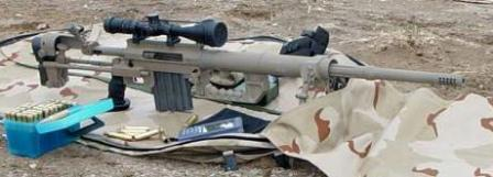 CheyTac LRRS, including Intervention M200 rifle with scope, .408 CheyTac ammunition, andtactical ballistic computer.